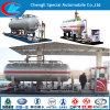 Laden Capacity 5t Volume 10cbm 10000liters LPG Skid Filling Station LPG Tank Skid Station