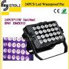 24PCS*10W 4in1 단계 LED 동위 빛 (HL-028)