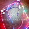 O diodo emissor de luz impermeável de SMD 3528 DC3V RGB calç a luz de tira