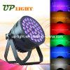 36 * 12W UV RGBWA 6en1 COB PAR luz LED