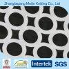 Tissu simple de Spandex de polyester d'impression de Knit de chaîne pour le vêtement (MJ5060)
