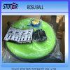 Ревизованный BSCI шарик Pilates Ecofriendly взрыва размера разнообразия логоса PVC изготовленный на заказ анти- половинный