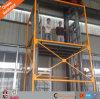 Sotão vertical elétrico da carga do elevador de bens com alta qualidade