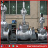 600lb Cast Steel Wcb Flanged Globe Valve