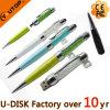 주문 다채로운 수정같은 펜 USB 섬광 드라이브 펜