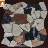 Het onregelmatige Materiaal van de Bekleding van de Muur van het Mozaïek 300*300 van de Steen