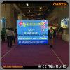 Visualizzazione di pubblicità dell'interno della casella chiara della Cina LED