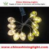 イースター休日の装飾の卵LED電池ライト