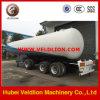 petroleiro Trialer do gás líquido da pressão 56cbm