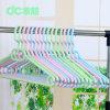 Suspensión de ropa plástica antideslizante del color del hogar