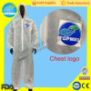 Paintingのための使い捨て可能なSafety Coveralls。 Nonwoven SMSの高品質のつなぎ服