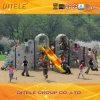 Kind-im Freienunterhaltungs-Spielplatz-Felsen-Steigenwand (RC-25601)