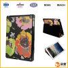 Caisse en cuir de comprimé d'unité centrale adaptée aux besoins du client par usine pour l'iPad PRO