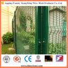 PVC pulvérisant la clôture de maille de 358 sécurités
