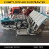 Machine du transplantoir Spw-68c de riz de la Chine Kubota, riz Transplater Spw-68c de Kubota