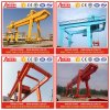 강철 Plant Outdoor Lifting Solution Double Girder Gantry Crane 50t