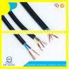 cabo flexível da bainha de cobre do PVC do condutor 3X1.5mm2