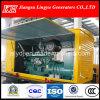 Sistema de generador diesel móvil del acoplado 10kVA~500kVA