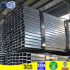 Tube/Square negro Steel Pipes/Steel Tubes con Different Sizes