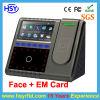 Facial e RFID Tempo Attendance e Accss Control con Backup Battery