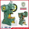 Prensa de potencia mecánica, prensa de sacador del C-Marco, prensa de perforación excéntrica mecánica (series J23)