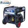 6kwハンドル及び車輪キットが付いている空気によって冷却されるガソリン発電機か発電機または発電機セット