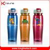 bottiglia di plastica della bevanda di sport di 700ml BPA Free (KL-B1412)