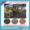 1-1.5t/H Azs-1200 Cable Granulator Machine