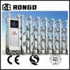 Cancelli automatici della fisarmonica del regolatore per le costruzioni commerciali