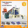Brique concrète hydraulique de Qt4-15c formant la machine