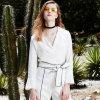 Collier large élégant simple de foulard de velours de vente de bijou chaud de mode pour des femmes