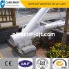 Détail de pont en structure métallique de pipe