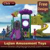 TUV Jardin d'enfants des enfants en plastique en plein air Équipement d'attractions (X1281-9)