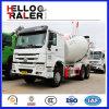 Китайская тележка 9m3/10m3/266HP~380HP конкретного смесителя 6*4