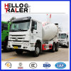 Chinesisches 6*4 Concrete Mixer Truck 9m3/10m3/266HP~380HP