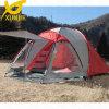 Große Familien-Zelt-Geräten-doppelte Schicht-Zelt