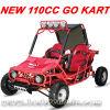 De nieuwe Jonge geitjes 110cc gaan Kar