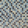 8mm Hot Sale Ice Crack Glass Mosaic (VMG8203)