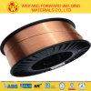 0.9mm Kupfer-Schweißens-Draht Er70s-6 der Spulen-5/15kg/Plastic für Schweißens-Produkt