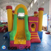 Castelo inflável de Lovey do projeto da água dos Cocos no estoque LG9045