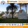 작은 3X3m Aluminum PVC Event Outdoor Party Marquee Decorated Wedding Fabric White Gazebos Tents