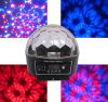 3W LED Crystal Magic Ball DMX512