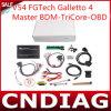 2014 función principal Bdm-Tricore-OBD de la versión V54 Fgtech Galletto 4 más finales de