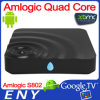 Caja androide 2g/8g Xbmc de Google TV de la base del patio de Amlogic S802