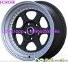 bordas de alumínio da roda da liga do carro do projeto novo de 16*7.5j 16*8.5j