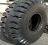 Uso portuário dos pneus do carregador do pneu 18.00-25 de OTR no porto