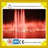 Fuente Dreamlike de la música del agua del lago con el sistema de iluminación fantástico