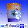 Soudure à chaud Resealable Plastic Bags pour Food