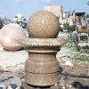 Fontaine d'eau en pierre de flottement de sculpture en petit calcul (SY-F050)