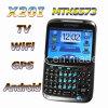 Pantalla capacitiva 3.5inch del androide 2.3 de la estrella X20I MTK6573 WCDMA Smartphone